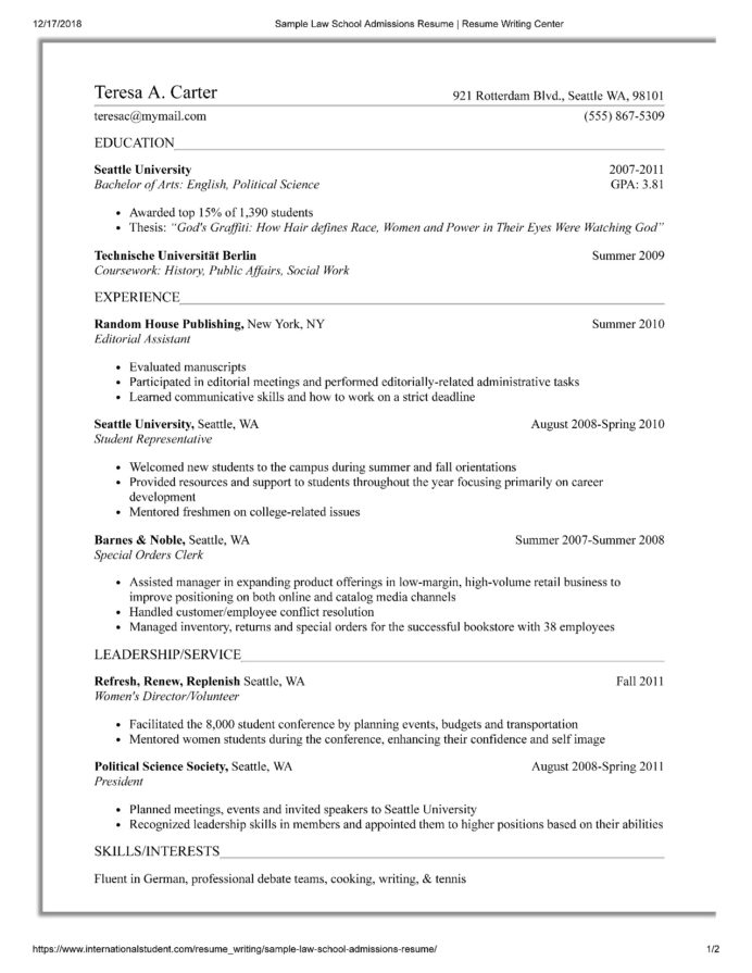 law school resume templates prepping your for of university at tdsb highlights form Resume Tdsb Resume Highlights Form