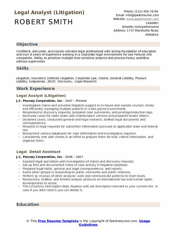 legal analyst resume samples qwikresume researcher pdf good mba objective examples entry Resume Legal Researcher Resume