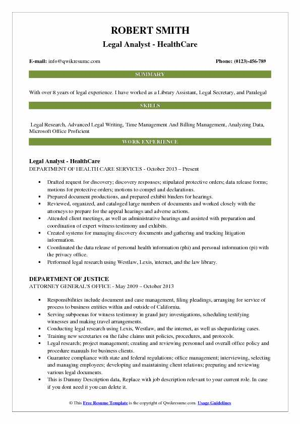 legal analyst resume samples qwikresume researcher pdf objective examples entry level Resume Legal Researcher Resume