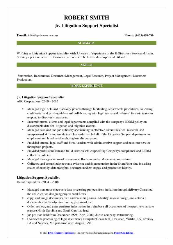 litigation support specialist resume samples qwikresume pdf animal keeper assistant Resume Litigation Support Specialist Resume