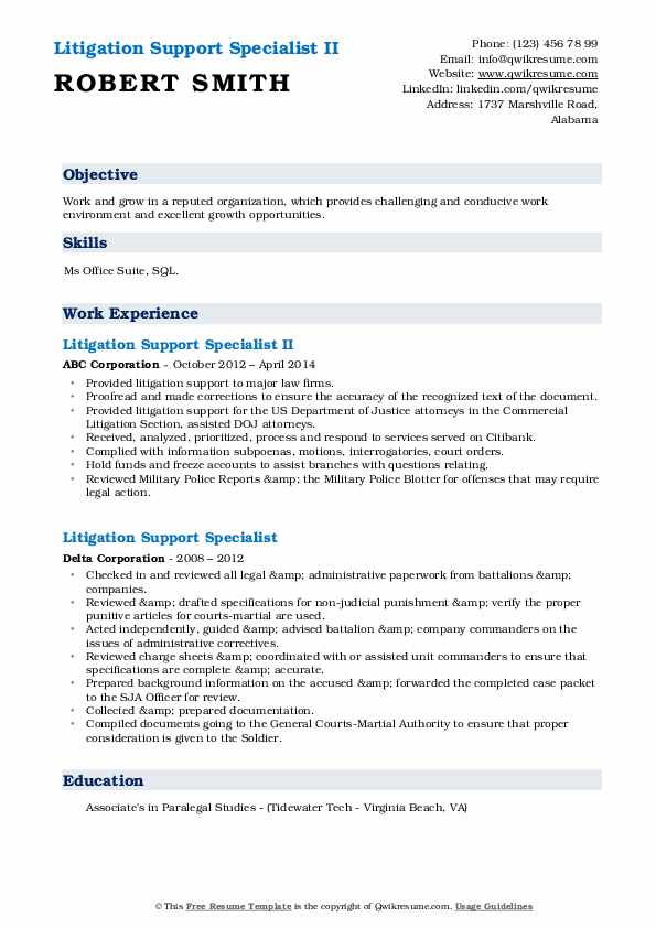 litigation support specialist resume samples qwikresume pdf sample pharmacist customer Resume Litigation Support Specialist Resume