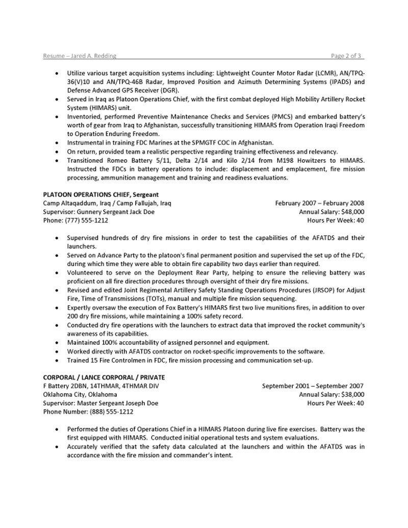 military resume army first sergeant combination format google docs examples awwwards best Resume Army First Sergeant Resume