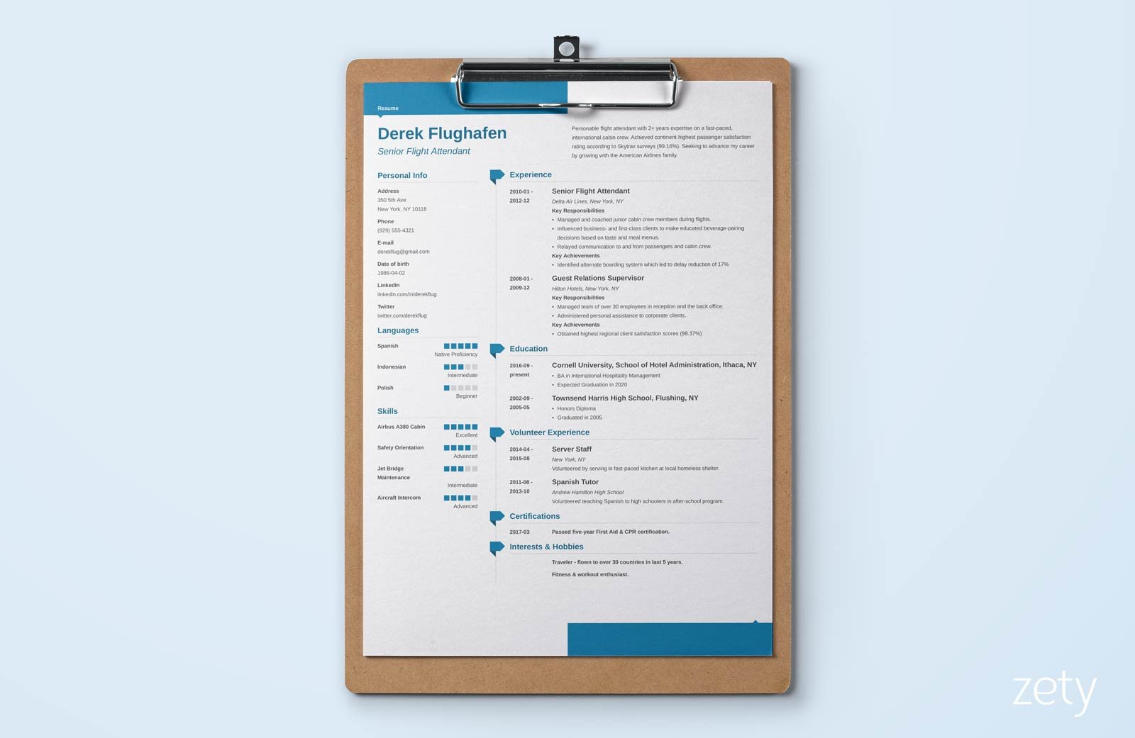 modern resume template format examples for friendly templates erp system an example of Resume Mobile Friendly Resume Template