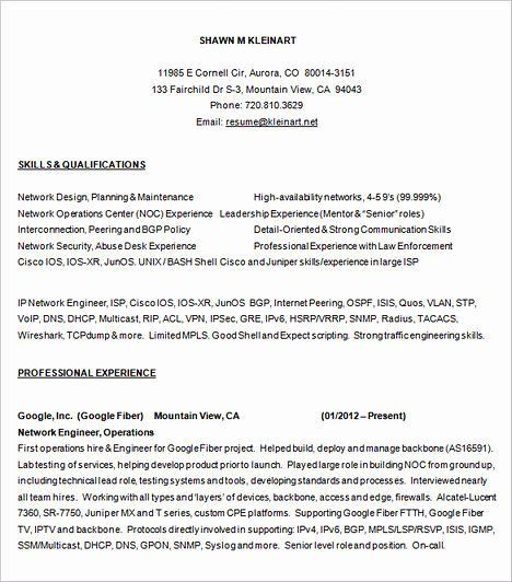 network engineer resume sample beautiful emphasize your skills in template job samples Resume Juniper Network Engineer Resume