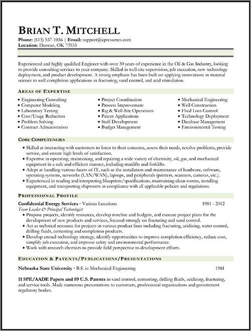 oil gas engineer resume sample engineering civil examples free and templates builder with Resume Free Oil And Gas Resume Templates