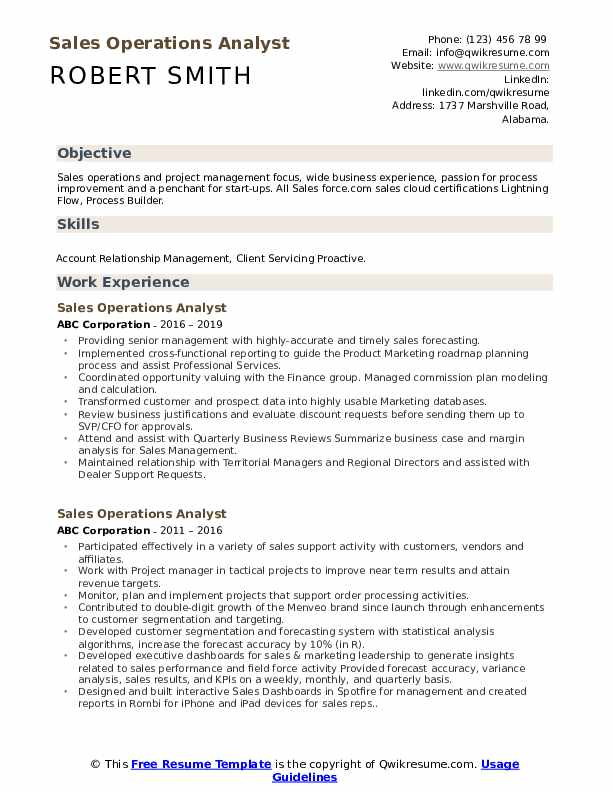operations analyst resume samples qwikresume pdf create google drive simple for computer Resume Operations Analyst Resume