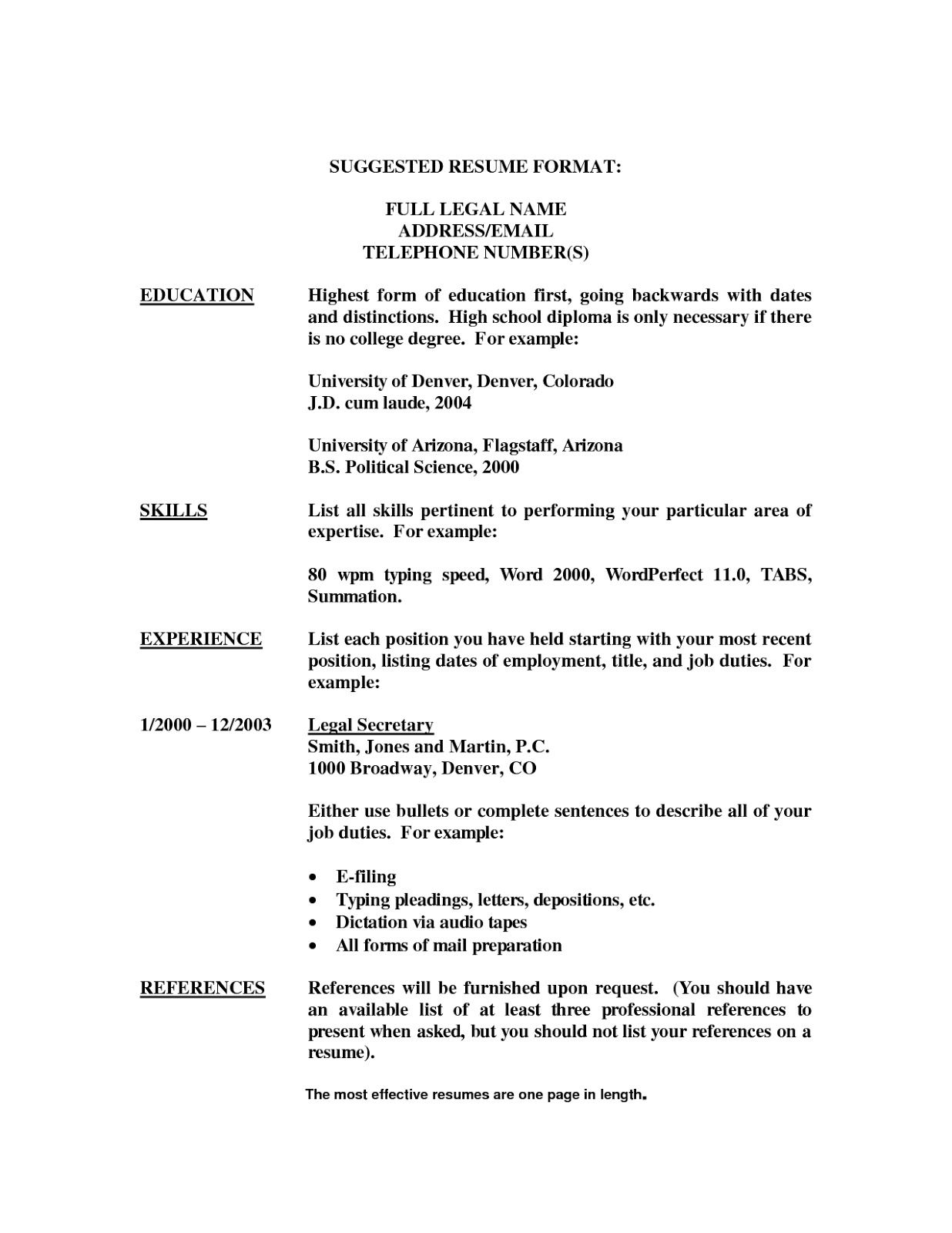 pin by on job resume examples in objective statement cover letter for sample school Resume Sample Resume For School Secretary Position