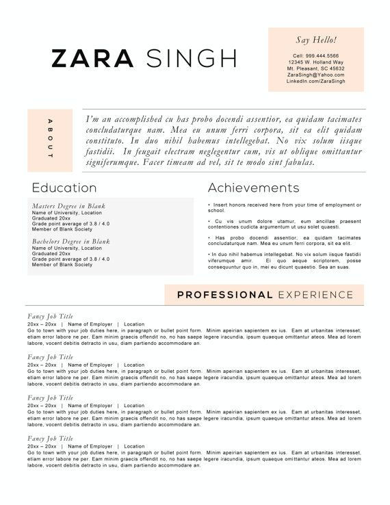 pin on job resume achievements section examples creative builder programmer summary email Resume Resume Achievements Section Examples
