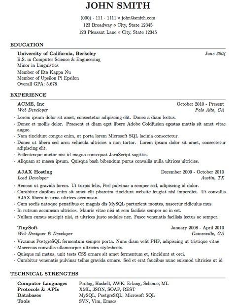 pin on latex resume template simple another word for assisted free sample professional Resume Simple Latex Resume Template