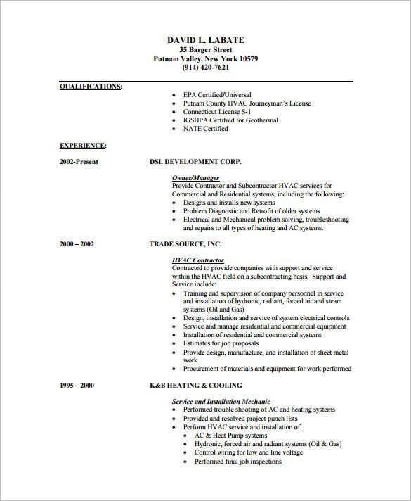 pin on resume examples for refrigeration and airconditioning mechanic stanford book Resume Resume For Refrigeration And Airconditioning Mechanic