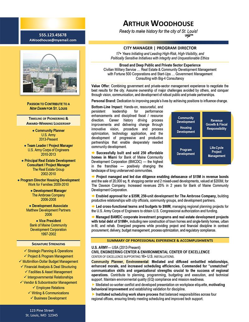 program director resume city manager writing services executive management sample email Resume Management Resume Writing Services