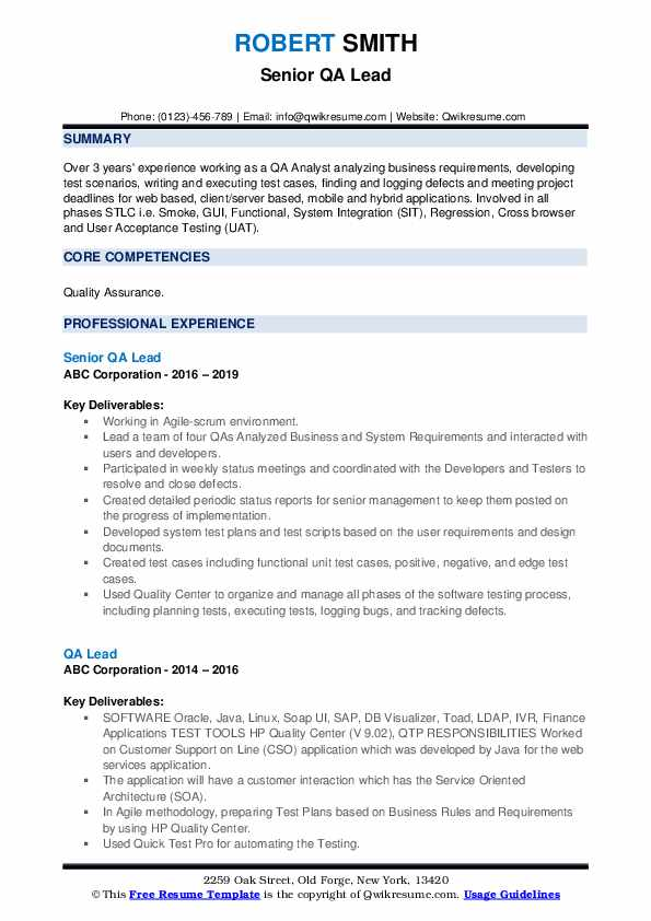 qa lead resume samples qwikresume testing points pdf excellent writing skills supply Resume Mobile Testing Resume Points