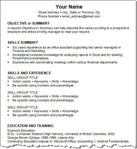 redefining the of beauty award winning resume tips templates included putting together Resume Putting Together A Resume