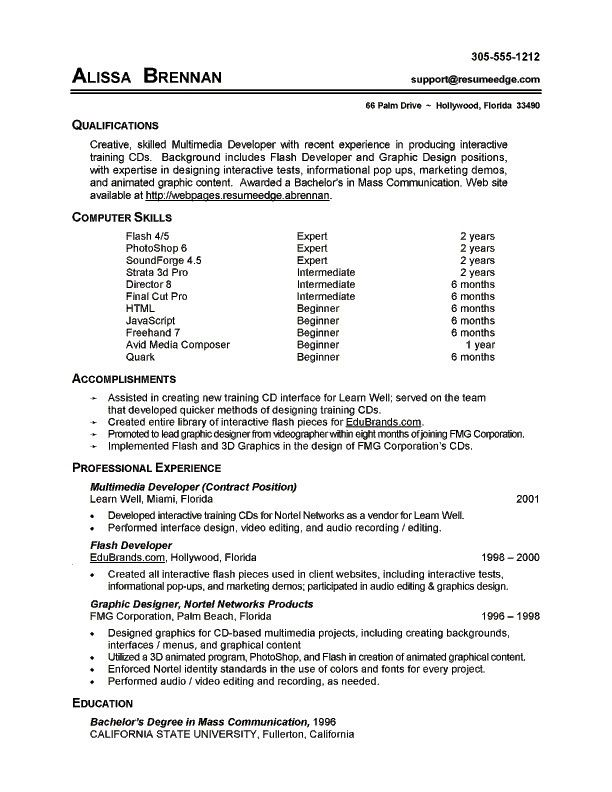 reflective essay writing laurence turbow wholesale rolling papers from computer literate Resume Computer Literate Resume
