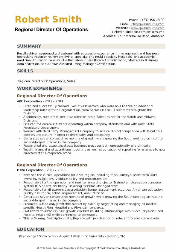 regional director of operations resume samples qwikresume examples pdf externship on for Resume Director Of Operations Resume Examples