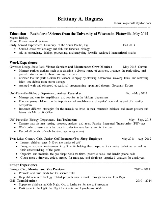 related coursework in resume november and completed international format for dubai Resume Related Coursework Resume