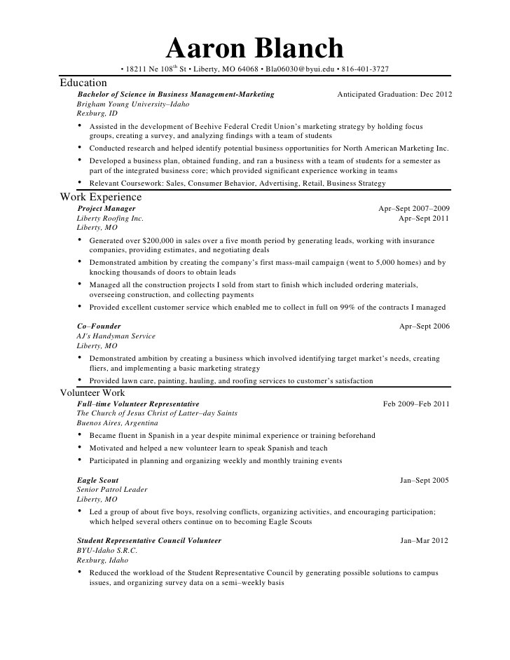 related coursework on cv when to choose relevant resume marketing making great graduate Resume Related Coursework Resume