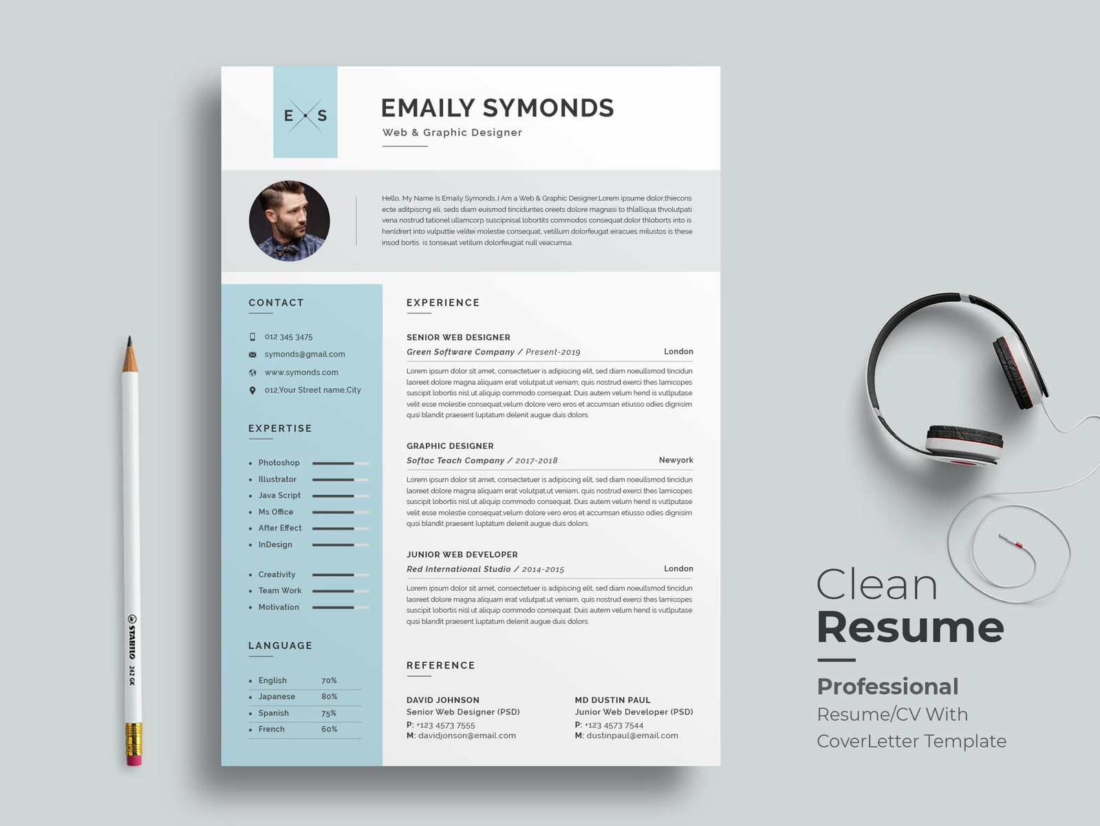 resume builder designs themes templates and downloadable graphic elements on dribbble Resume Free Modern Resume Builder