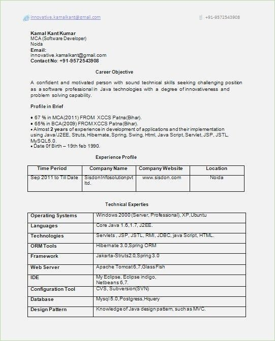 resume format years experience templates in job samples sample over sourcing tools Resume Over 10 Years Experience Resume
