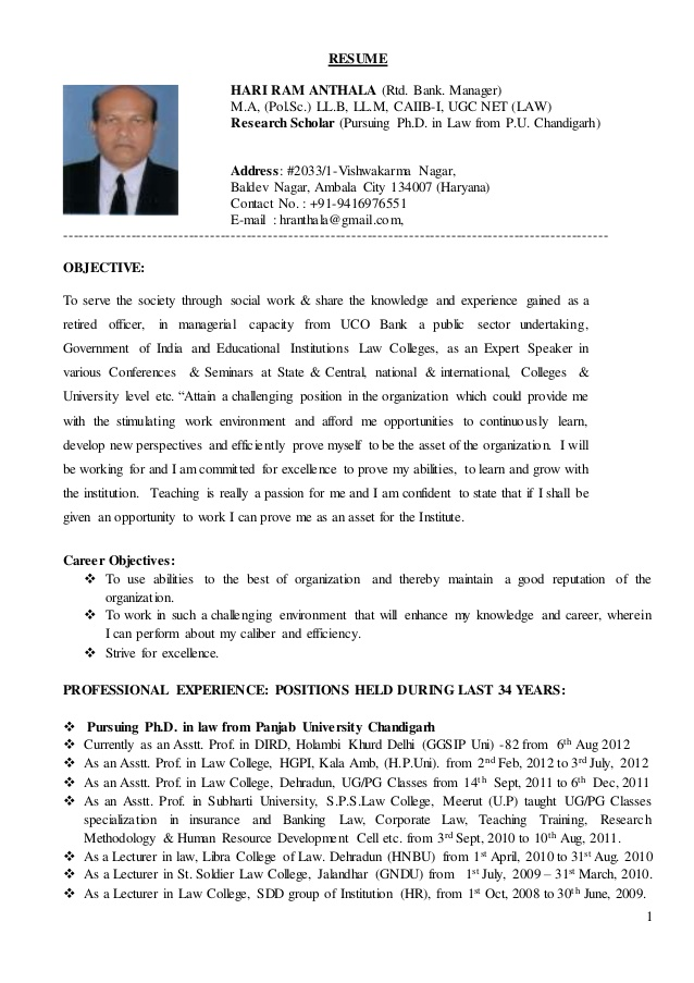 resume hra retired bank manager contemporary design director examples ats proof sample of Resume Retired Bank Manager Resume