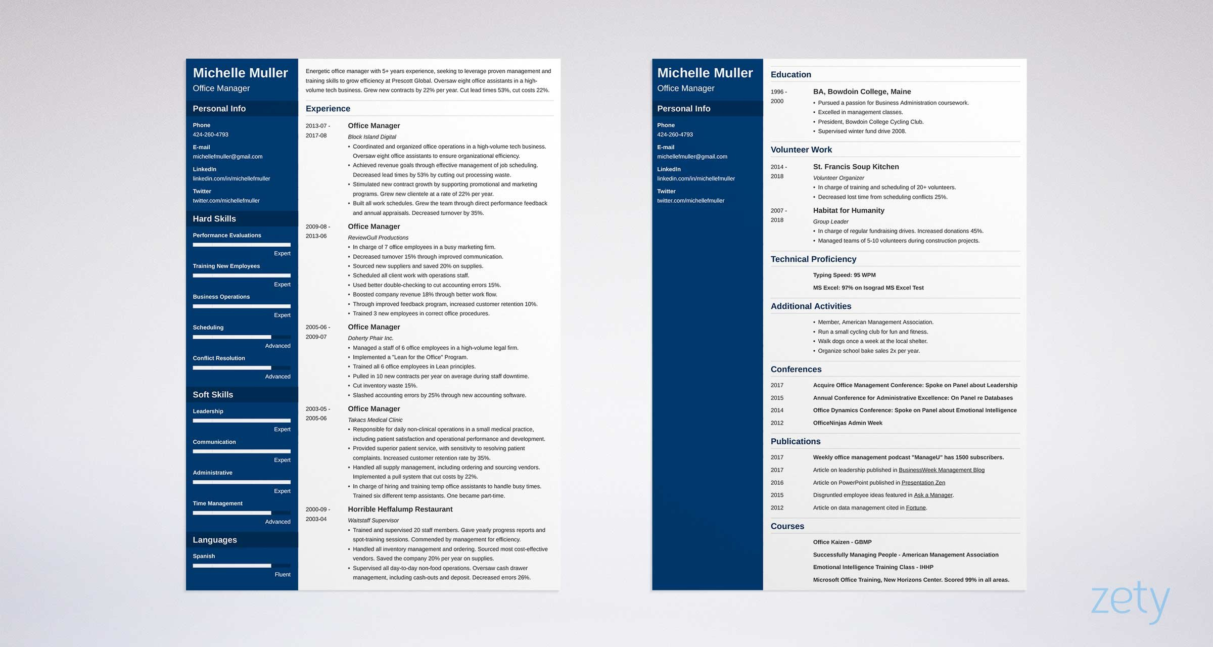 resume it crush your chances format tips one vs two samples for computer science Resume One Page Resume Vs Two Page