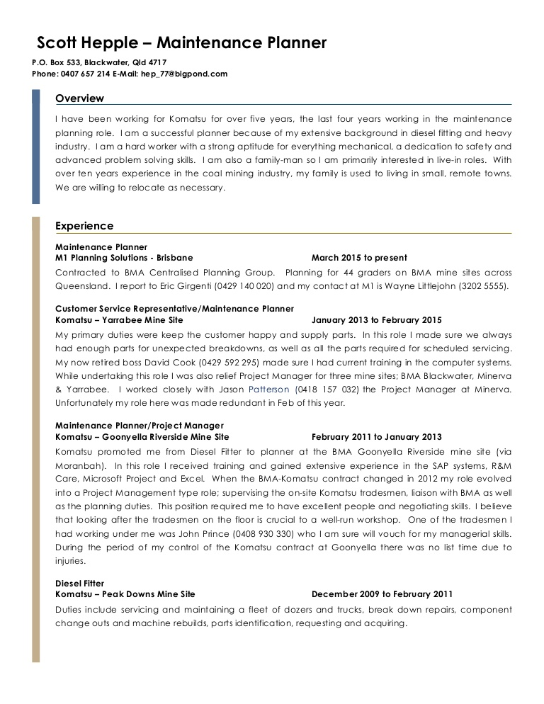 resume maintenance scheduler conversion gate01 thumbnail catering objective examples Resume Maintenance Scheduler Resume