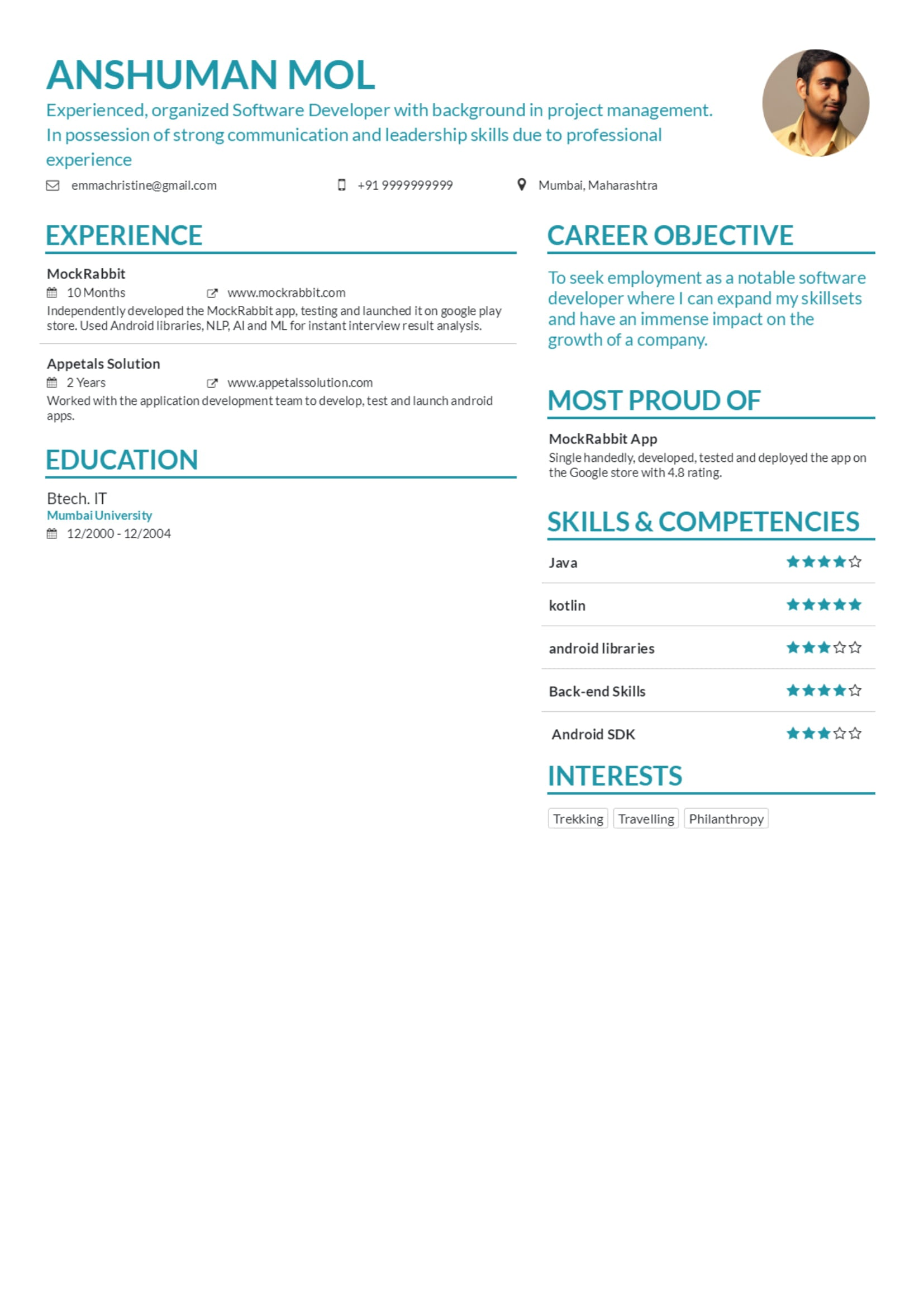 resume maker by mockrabbit make your like marissa mayer elon musk in time product one Resume Marissa Mayer One Page Resume