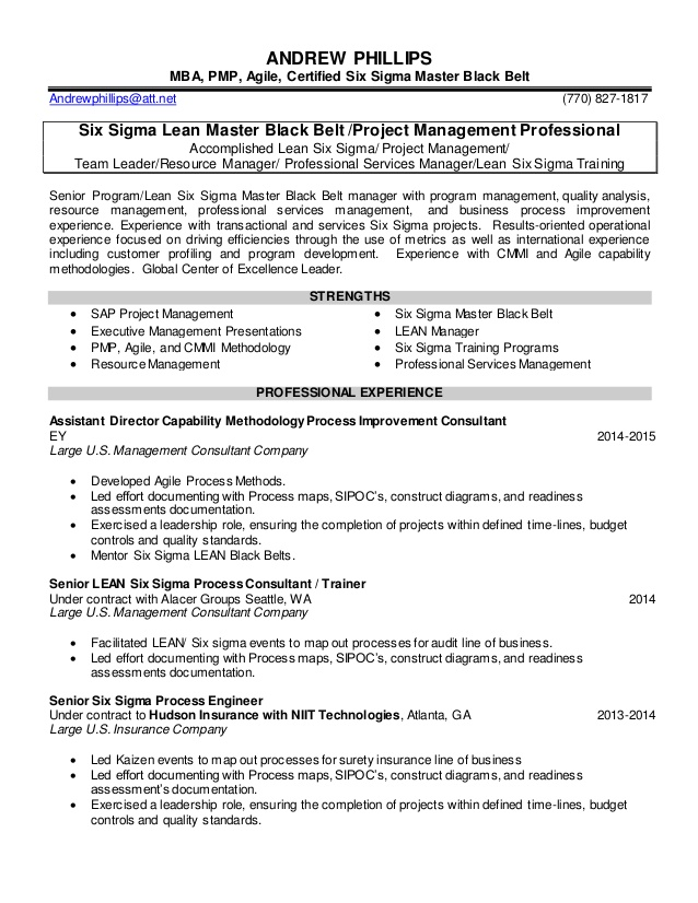 resume may2015 six sigma black belt inventory management specialist reading software ccna Resume Six Sigma Black Belt Resume