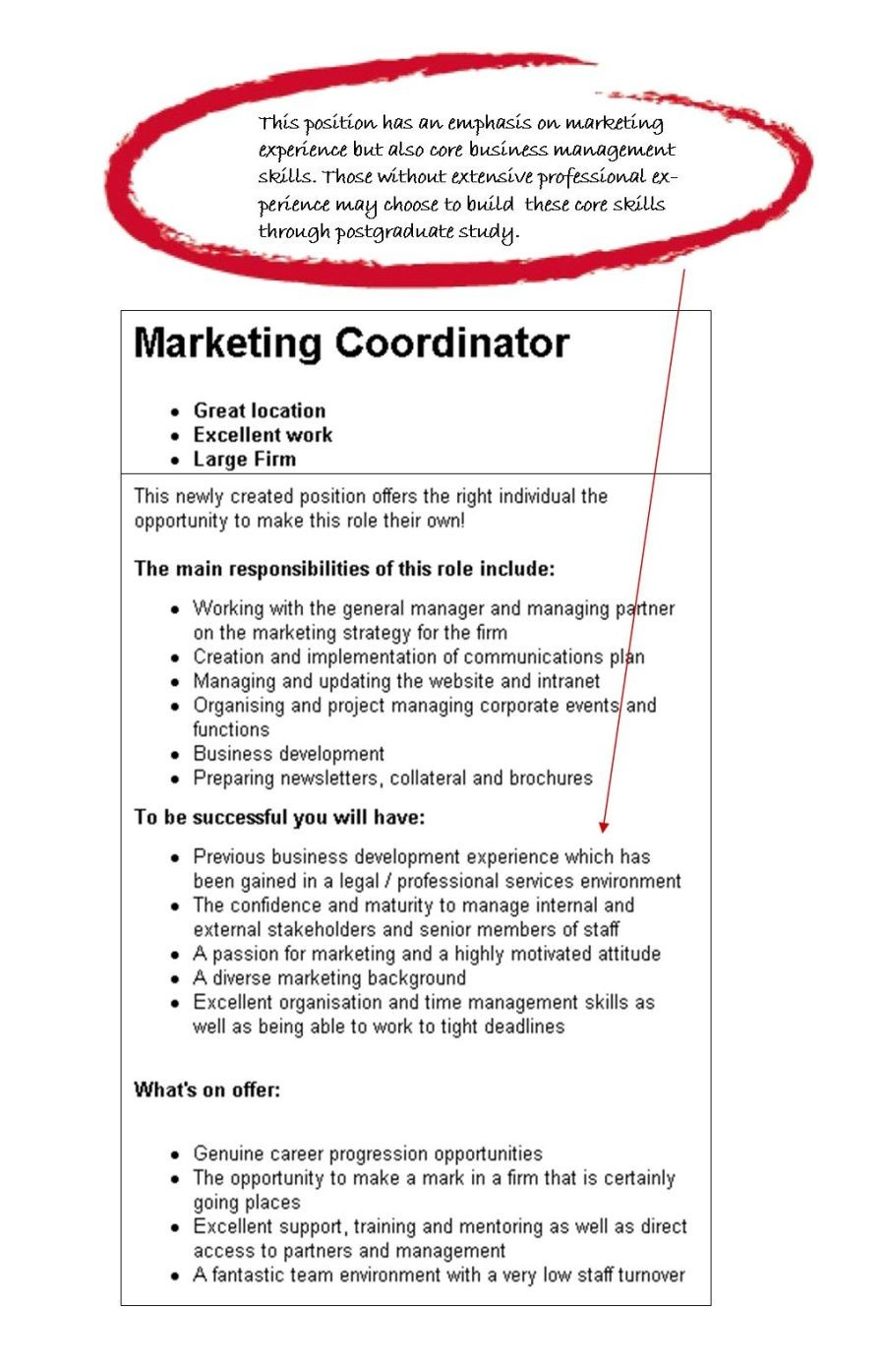 resume objective examples cv marketing job references template word interview format for Resume Marketing Job Resume Objective
