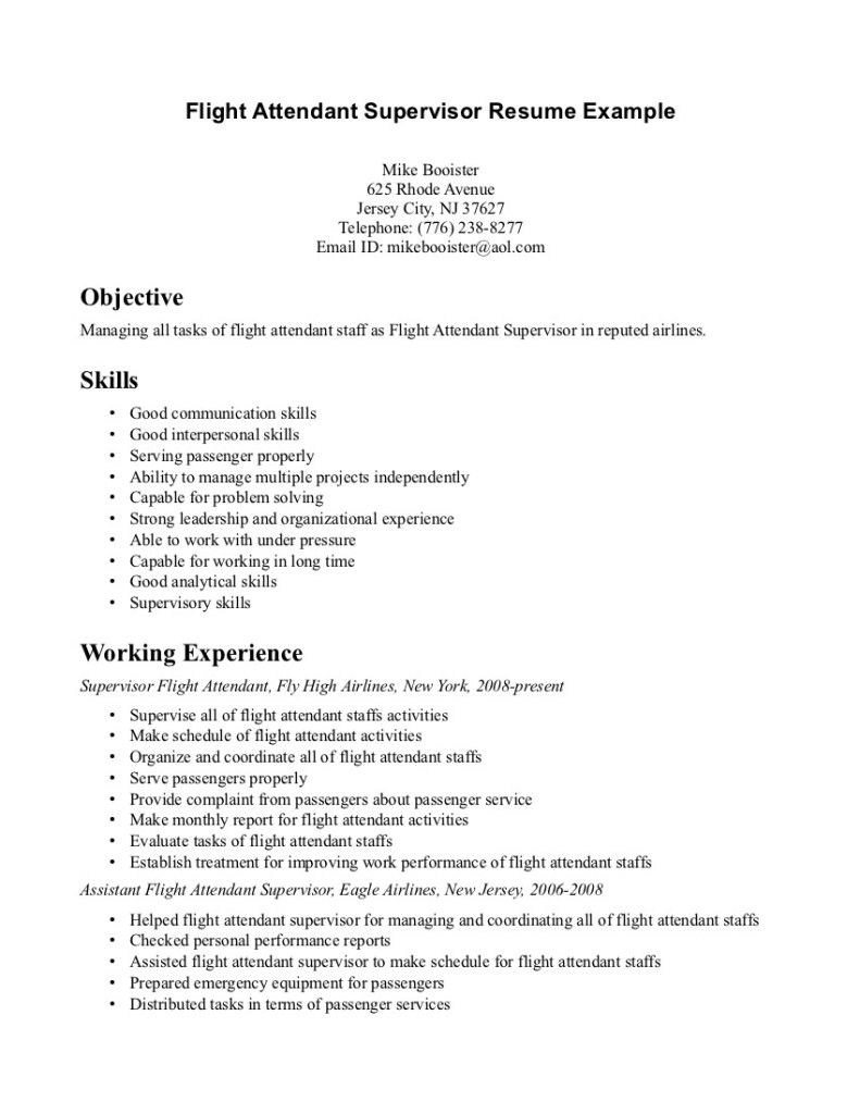 resume template also flight attendant emirates cabin crew example icover no experience Resume Career Objective Examples For Resume Flight Attendant