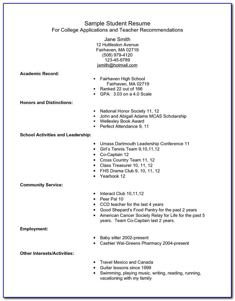 resume templates for college applications vincegray2014 high school graduate admission Resume High School Graduate Resume For College