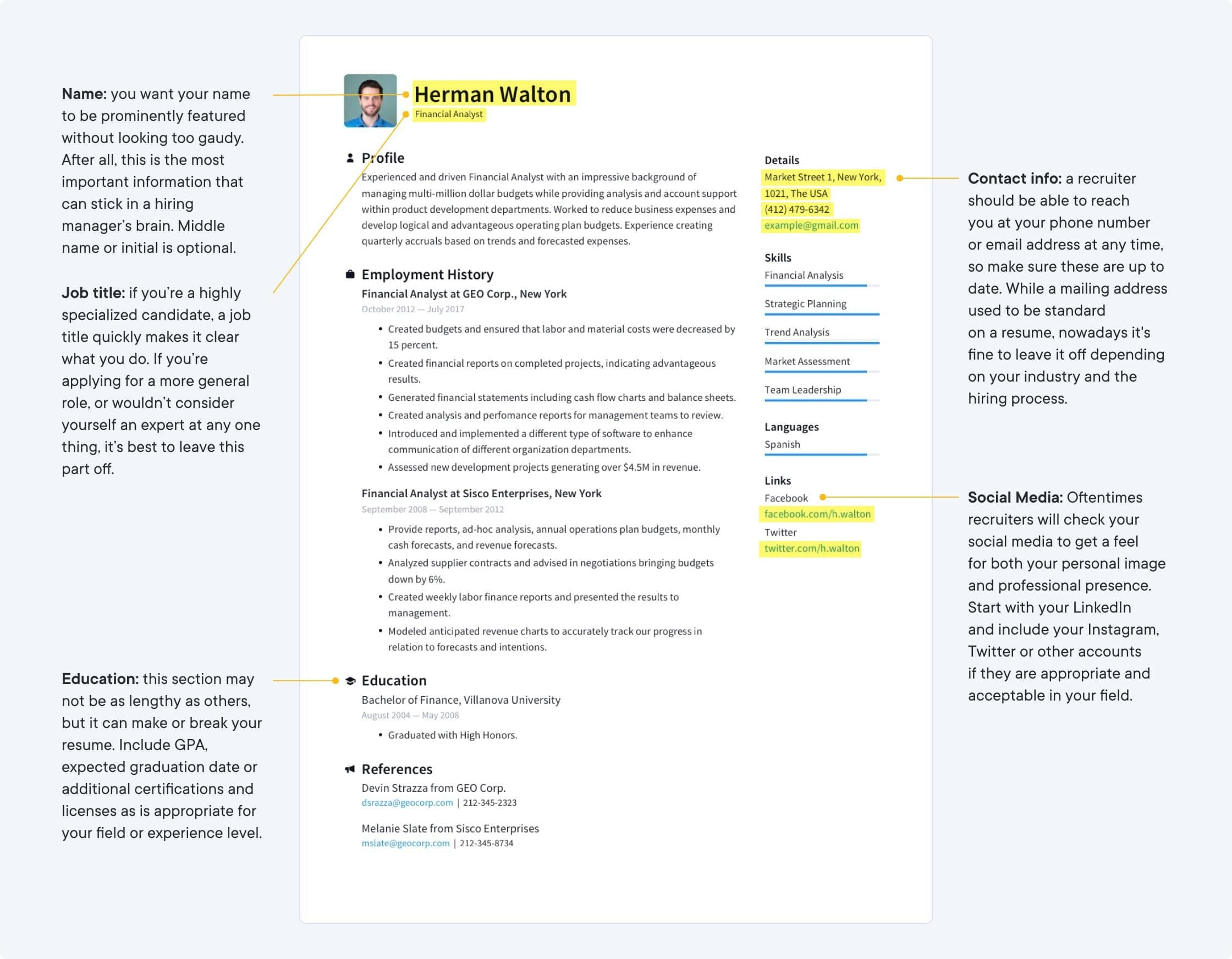 resume templates free create perfect io email your template sample for teacher military Resume Email Your Resume Template