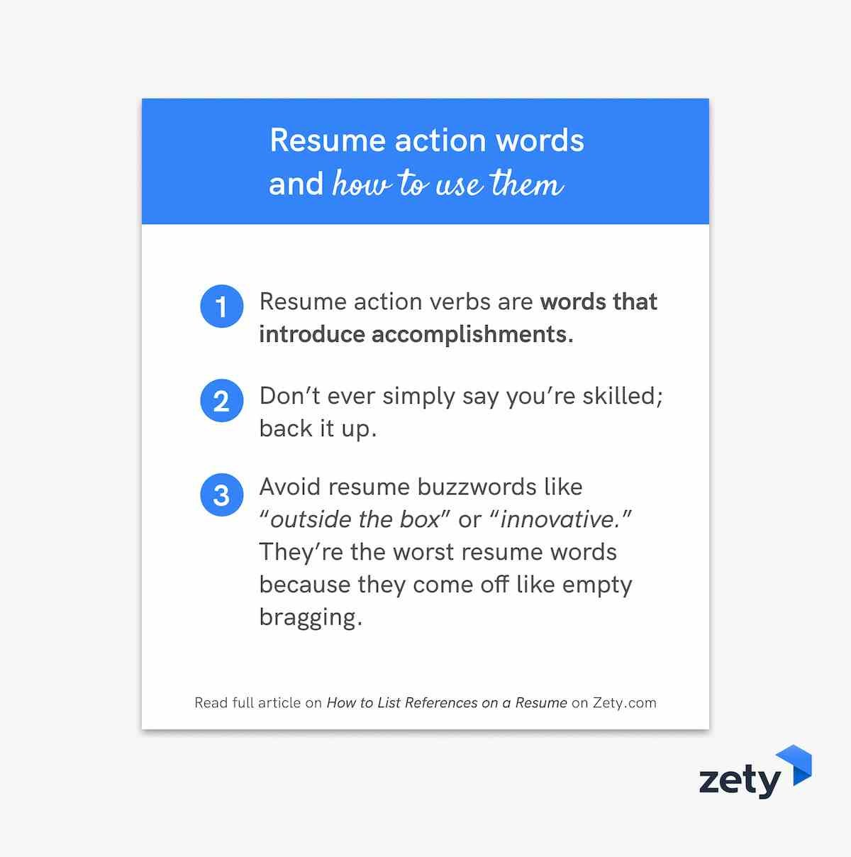 resume words action verbs good adjectives another word for and to use them strategic Resume Another Word For Resume
