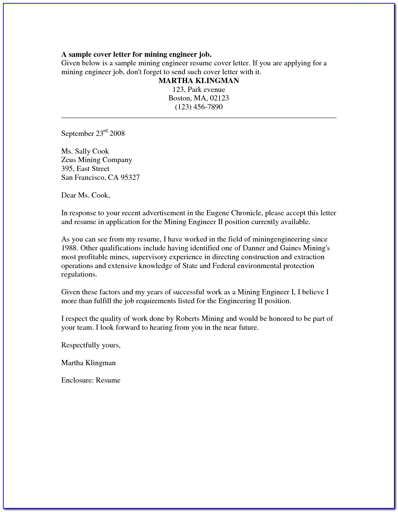 sample resume and cover letter vincegray2014 free for career change samples housekeeping Resume Free Sample Cover Letter For Resume