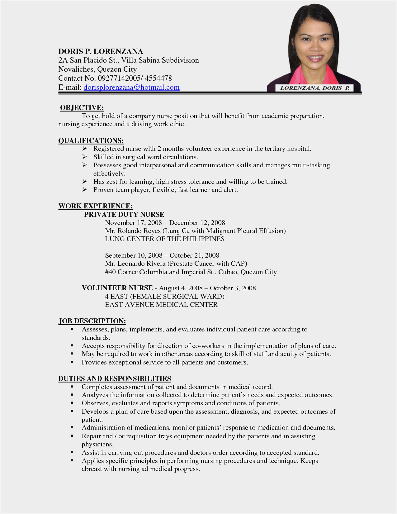 sample resume for bsc nursing fresher pdf format nurses freshers duplicity dos and don ts Resume Sample Resume For Bsc Nursing Fresher