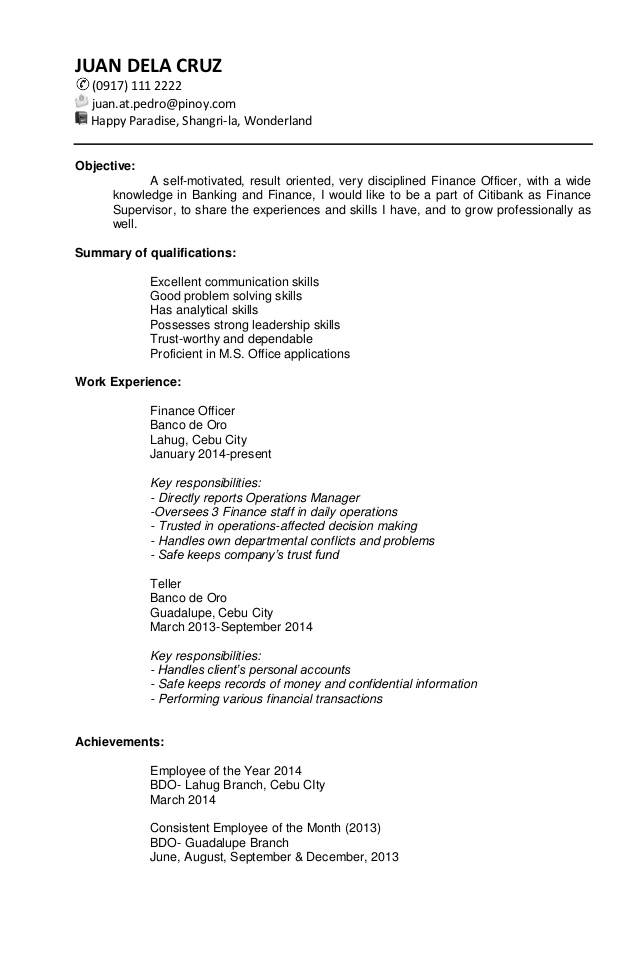sample targeted resume objective examples senior software developer apartment property Resume Targeted Resume Objective Examples