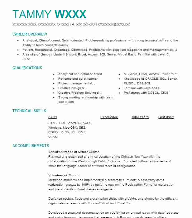 software engineer resume example artificial intelligence for interactive media and games Resume Software Resume Objective