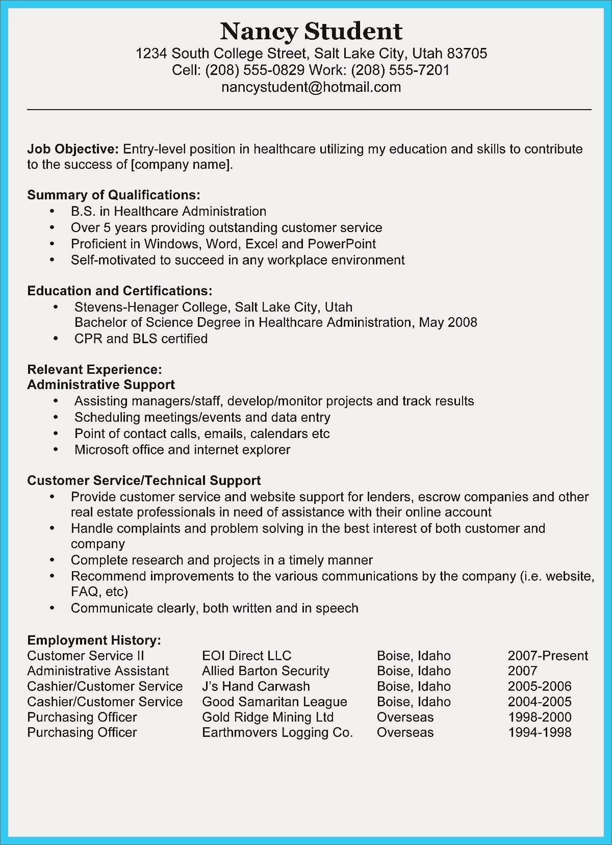 study abroad on resume lovely title examples for hospitality cool stock gmail in skills Resume Resume Sample For Work Abroad