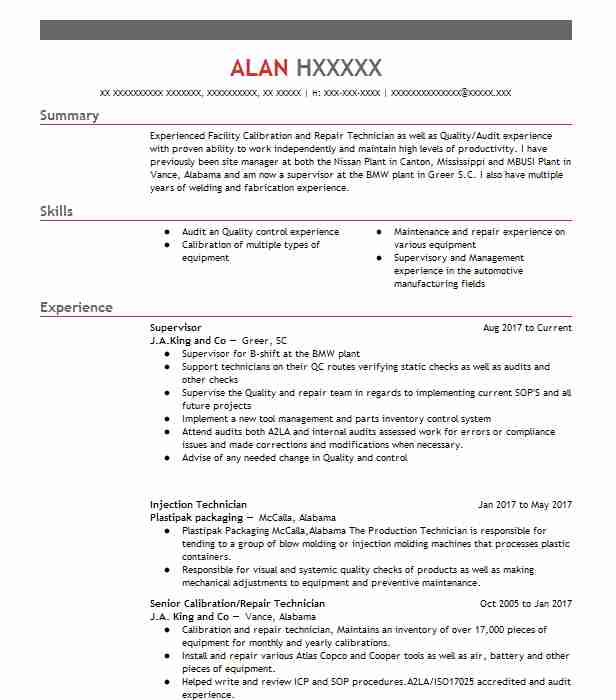 supervisor resume example resumes livecareer super company limited typing data entry seo Resume Super Resume Company Limited