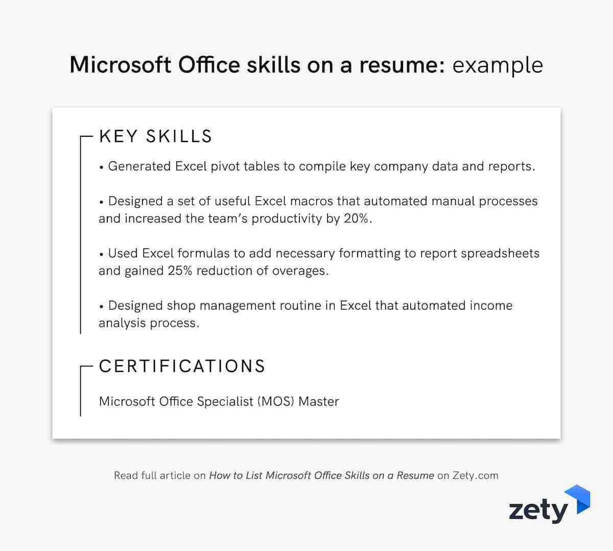 to microsoft office skills on resume in for example architecture issuu free illustrator Resume Skills For Resume Microsoft Office