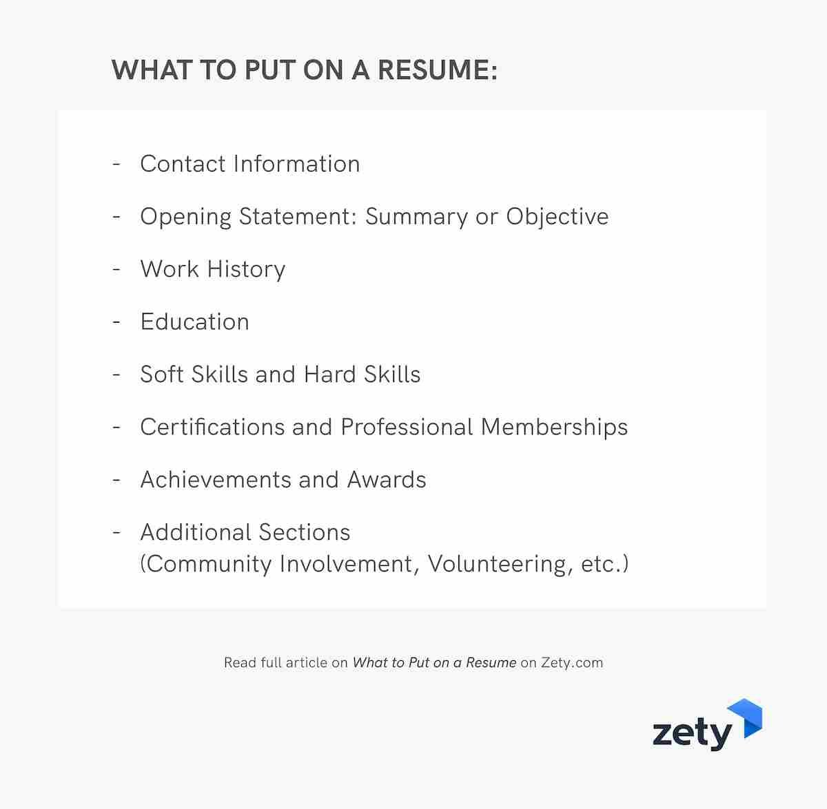 to put on resume good things you should include skills your template sharelatex Resume Skills You Should Include On Your Resume