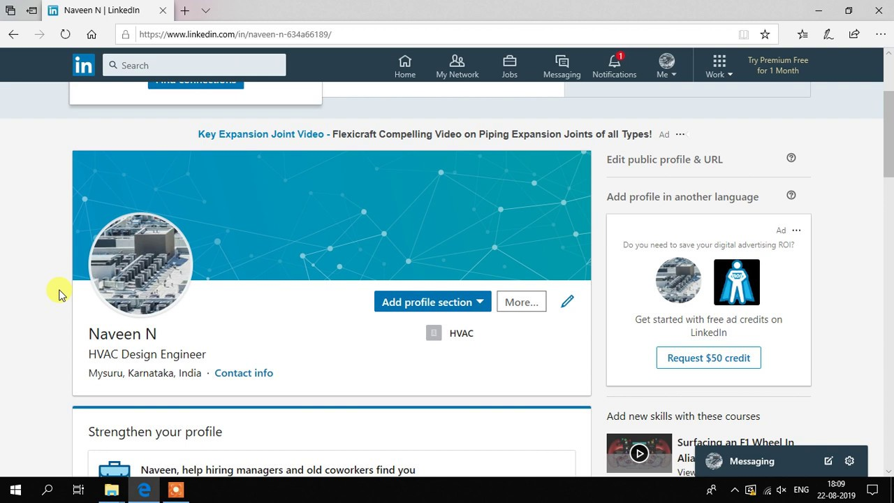to upload resume linkedin check this out https youtu bvq2ruhjais profile for sample Resume Linkedin Profile For Resume