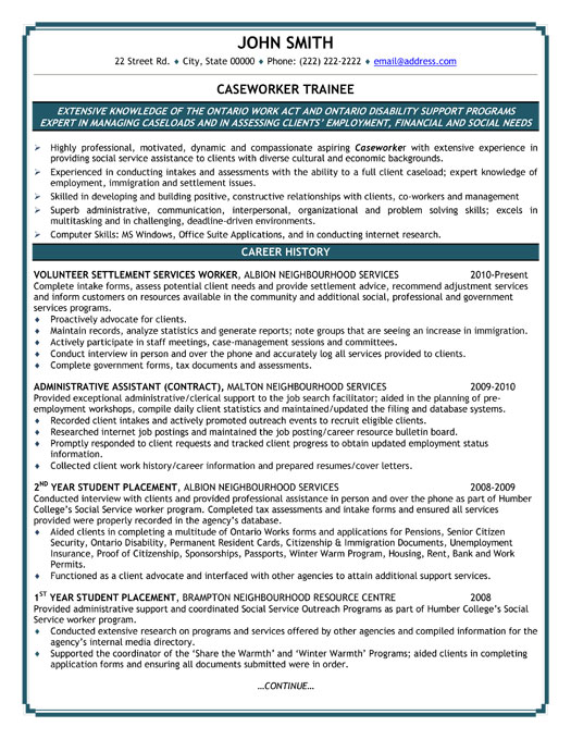 top government resume templates samples entry level case manager sample gov student Resume Entry Level Case Manager Resume Sample