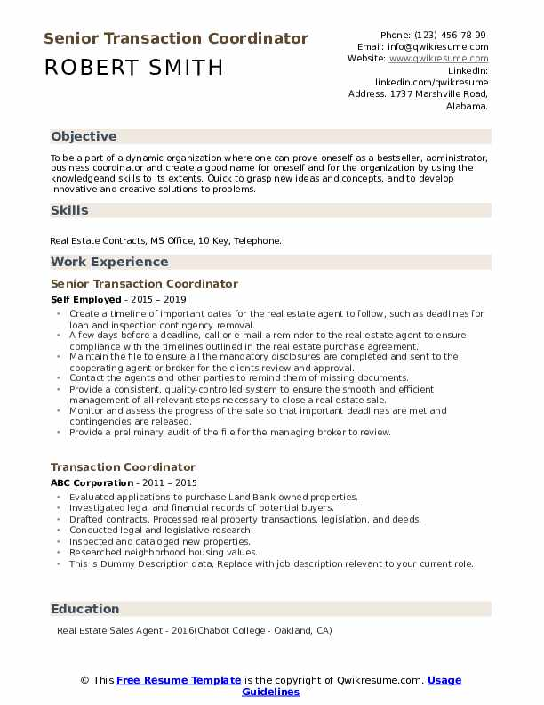 transaction coordinator resume samples qwikresume estate pdf bld customer service Resume Real Estate Coordinator Resume