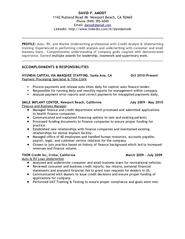 underwriting credit analyst resume auto underwriter amp diversity and inclusion summary Resume Auto Underwriter Resume
