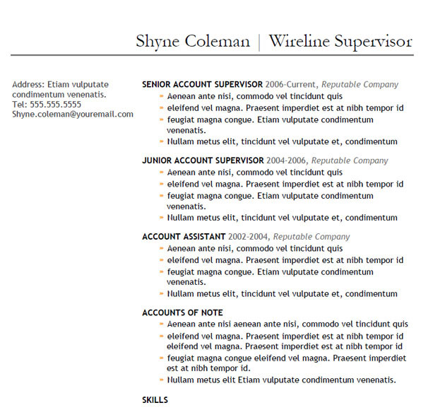 useful oilfield resume templates drilling formulas and calculations free oil gas template Resume Free Oil And Gas Resume Templates