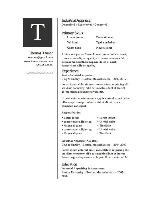 utk resume template haslam college of business free templates international format for Resume Haslam College Of Business Resume Template