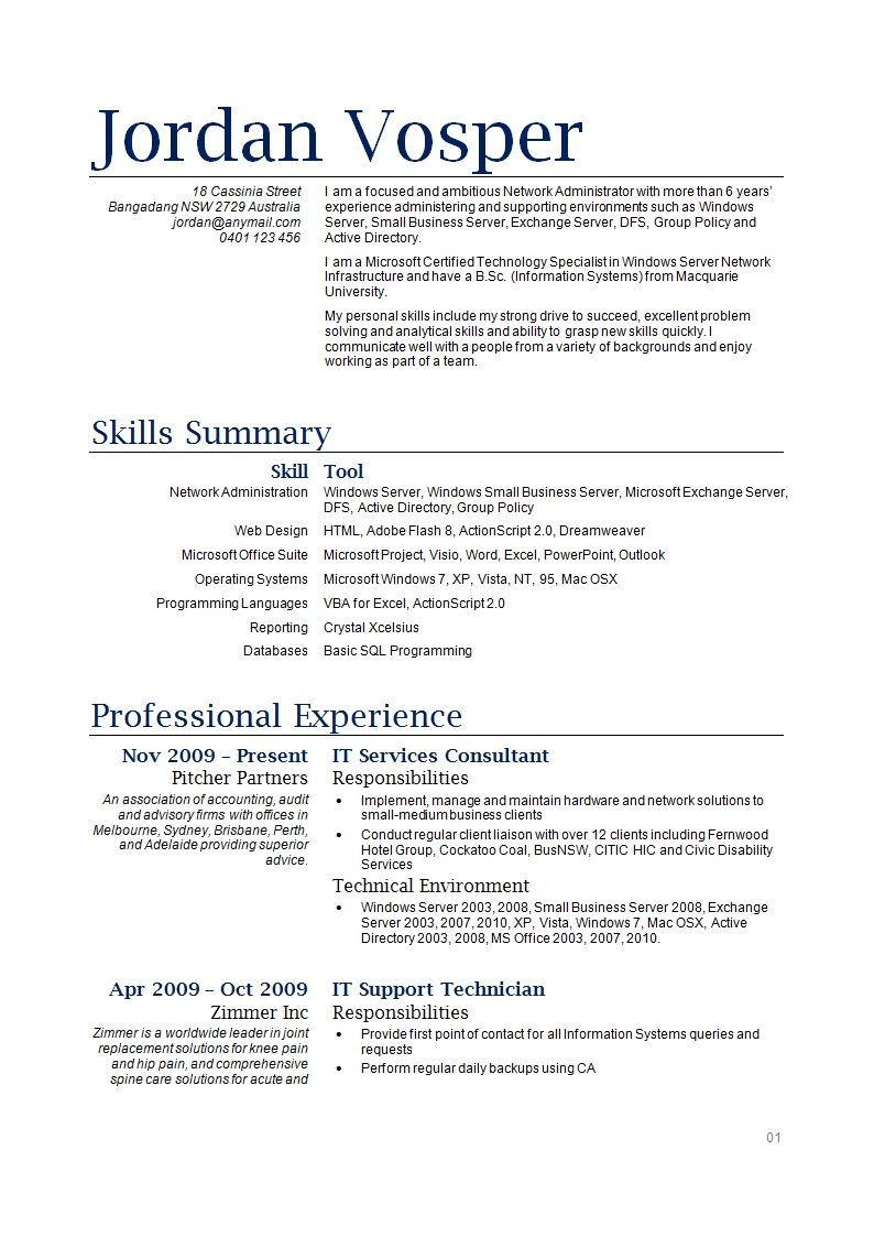 waitress resume sample cover letter waiter functional example examples professional Resume Waitress Resume Template Microsoft Word