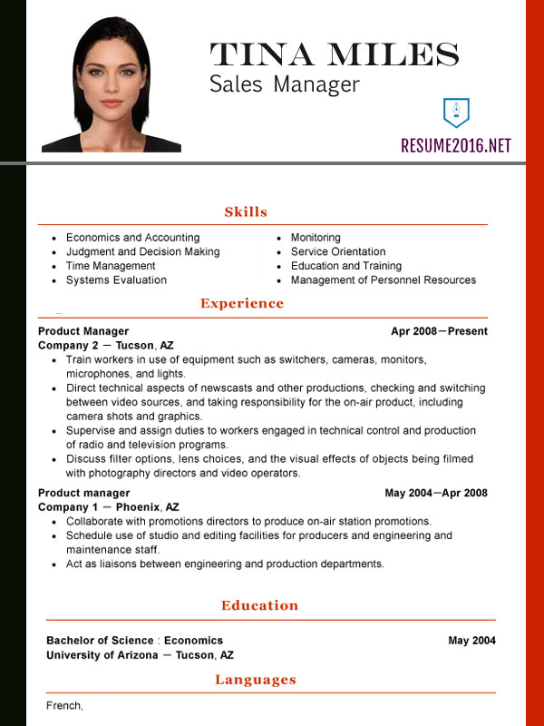 with updated resume samples format most best verbs for types of modern template good Resume Most Updated Resume Format
