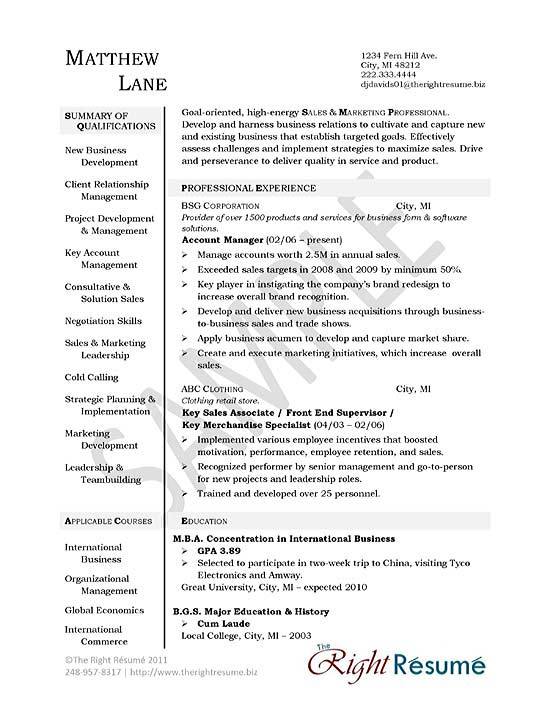 account manager resume example professional executive exsa25 objective for veterinary Resume Professional Account Executive Resume